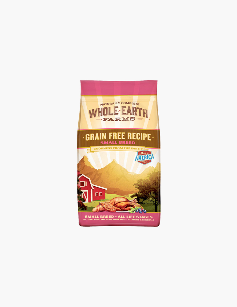 Whole Earth Chicken Food